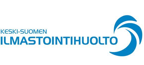 Keski-Suomen ilmastointihuolto logo