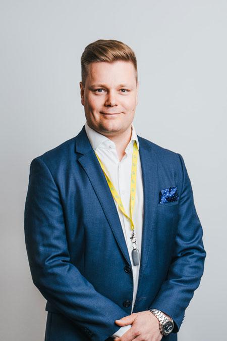 Mikko Ruoho Finago Ecom