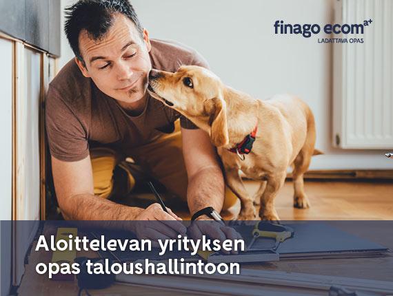Finago Ecom opas - Aloittelevan yrityksen opas taloushallintoon