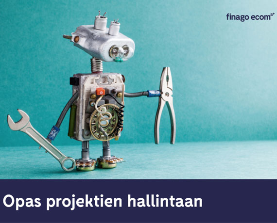 Finago Ecom opas - Opas projektien hallintaan