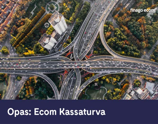 Ecom Kassaturva opas - Finago Ecom