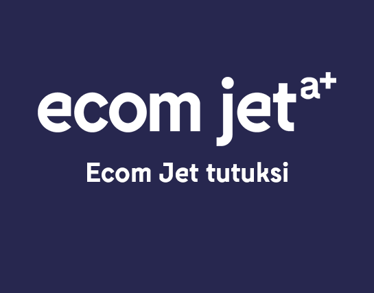 Ecom webinaari - Ecom Jet tutuksi
