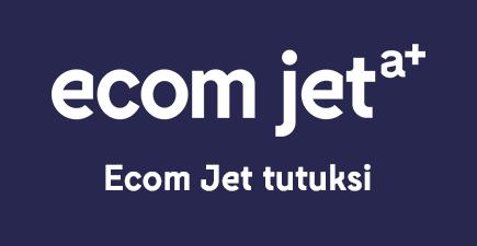 Ecom Jet tutuksi - Webinaari Ecom